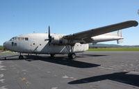 N175ML @ KRDG - Fairchild C-119F - by Mark Pasqualino