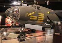 43-34581 @ FFO - B-26G - by Florida Metal