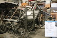43-46534 @ CNO - R-4B Hoverfly under restoration at Yanks
