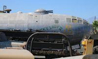 46-0010 @ CNO - B-50 fuselage