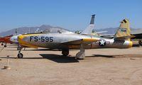 47-1595 @ RIV - F-84C