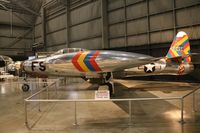 50-1143 @ FFO - F-84E - by Florida Metal