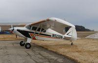 N522DN @ C77 - Piper PA-22-150