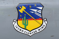 90-0716 @ KBOI - 162nd Fighter Wing, AZ ANG. - by Gerald Howard