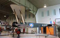 E3349 @ EDUG - Avro 504K Replica
