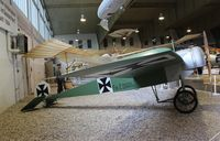 603/15 @ EDUG - Fokker E.III Replica