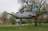53-0668 - F-86L Sabre in Nashville TN