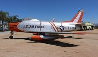 53-1304 @ RIV - F-86H - by Florida Metal