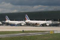 F-GTAL @ LFPG - Airbus A321-211, Boarding gate, Roissy Charles De Gaulle airport (LFPG-CDG) - by Yves-Q