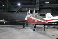 55-5119 @ FFO - F-107A - by Florida Metal