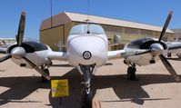 56-3701 @ DMA - U-8D Seminole - by Florida Metal
