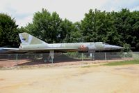 6 - Dassault Mirage IV-A, Preserved at Savigny-Les Beaune Museum - by Yves-Q