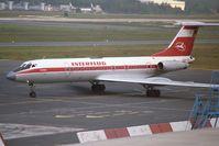 DDR-SDI @ LFBD - INTERFLUG Deutsche Lufthansa der DDR (now RA-65607 Center South Airlines ?) - by Jean Goubet-FRENCHSKY