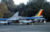 FA-60 @ EBBL - 50 YEARS NATO.