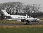 N322RJ - BE60 - Aerolineas Mas