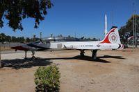 60-0593 @ RIV - T-38A Talon - by Florida Metal