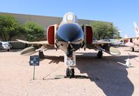 64-0673 @ DMA - F-4C Phantom - by Florida Metal
