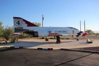 66-0294 - F-4E in Coronado Del Tucson - by Florida Metal