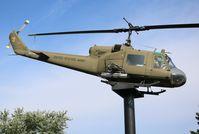 66-0632 - UH-1C in Monroe MI veterans park - by Florida Metal
