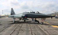 66-4359 @ YIP - T-38A - by Florida Metal