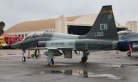 66-4389 @ MCF - T-38A - by Florida Metal