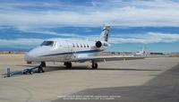 N650UA @ AZA - At Citation maintenance facility. - by J.G. Handelman