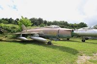 6259 - Sukhoi Su-20, Preserved at Savigny-Les Beaune Museum - by Yves-Q