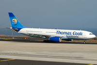 OY-VKF @ GCTS - Heading to RWY-08 Tenerife South Airport - by Manuel EstevezR