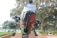 67-15722 - AH-1F Veterans Park Tampa - by Florida Metal