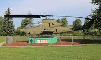 68-15074 - AH-1G Monroe MI Veterans park - by Florida Metal