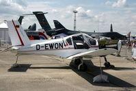 D-EWON @ SXF - Berlin Air Show 11.6.2010 - by leo larsen