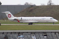 OY-RJA @ EKCH - Parked. Crashed at Almaty in 29th january 2013/ All passengers (21) died