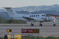 85-1272 @ KBOI - Take off on RWY 10R. - by Gerald Howard