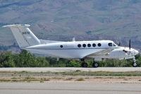 85-1272 @ KBOI - Take off roll on RWY 10R. - by Gerald Howard