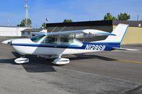 N12868 @ MAN - Based at Nampa Airport. - by Gerald Howard