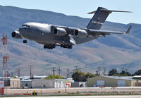 06-6154 @ KBOI - 60th Air Mobility Wing, Travis AFB, CA. Landing RWY 28R. - by Gerald Howard