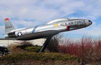 56-1660 @ KTWF - Lockheed T-33A - by Mark Pasqualino