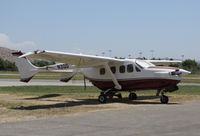 N2QD @ KRIR - Locally-based 1997 Cessna T337G @ Flabob Airport, Riverside, CA