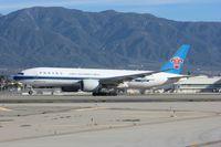 B-2081 @ KONT - Boeing 777-F1B