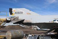 64-0828 @ KTWF - McDonnell F-4C - by Mark Pasqualino