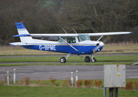 G-BPME @ EGTR - Cessna 152 at Elstree. Ex N94021 - by moxy
