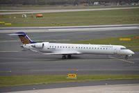 D-ACNV @ EDDL - Bombardier CL-600-2D24 CRJ-900 - EW EWG Eurowings 'Luftansa Regional' - 15268 - D-ACNV - 30.03.2016 - DUS - by Ralf Winter