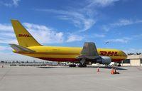 N793AX @ KONT - Boeing 767-200 - by Mark Pasqualino