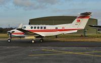5001 @ EGHH - Ex TC-MGB arriving for maintenance - by John Coates