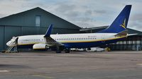 EI-EFT @ EGHH - ex Ryanair waiting for repaint and a new life