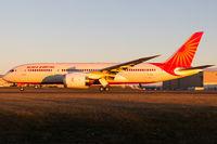 VT-ANX - B788 - Air India