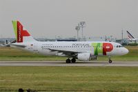 CS-TTJ @ LFPO - Airbus A319-111, Take off run rwy 08, Paris-Orly airport (LFPO-ORY) - by Yves-Q