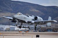 79-0194 @ KBOI - Landing RWY 28L.Landing RWY 28L. 190th Fighter Sq., 124th Fighter Wing, Idaho ANG. - by Gerald Howard