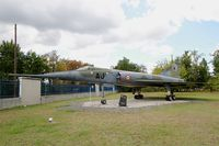 11 @ LFBD - Dassault Mirage IVP, Preserved at Bordeaux-Mérignac Air Base 106 (LFBD-BOD) - by Yves-Q