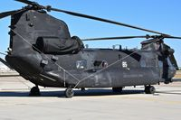"05-03757 @ KBOI - U.S. Army 160th Special Operations Aviation Regiment (SOAR), ""Night Stalkers"", 4th BN, Joint Base Lewis-McChord, WA. Converted from CH-47D #81-23388. - by Gerald Howard"